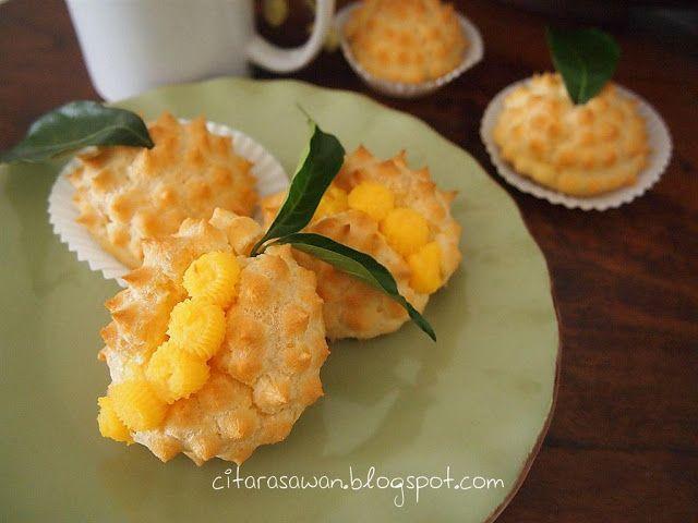 Resipi Citarasawan | Koleksi Resepi Kakwan Krim Puff Durian