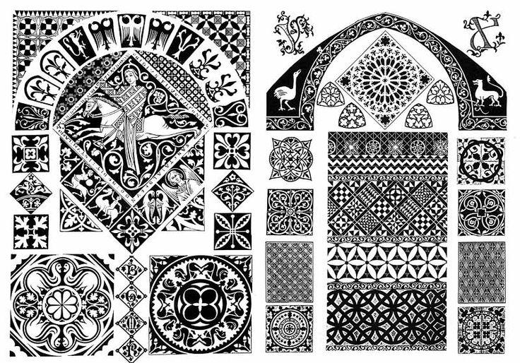бурятские орнаменты в картинках
