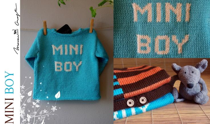 Mini Boy (45 LEI la maawcraft.breslo.ro)