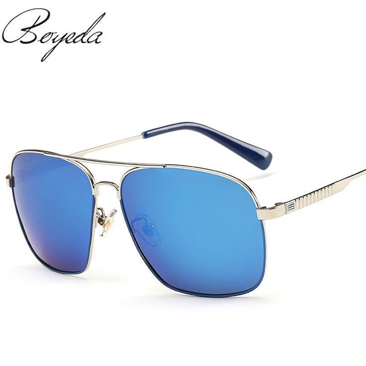 HD High Quality Business Classic Polarized Sunglasses Men Travel Sun Glasses Design Driver Fashion Sunglasses Eyewear UV400