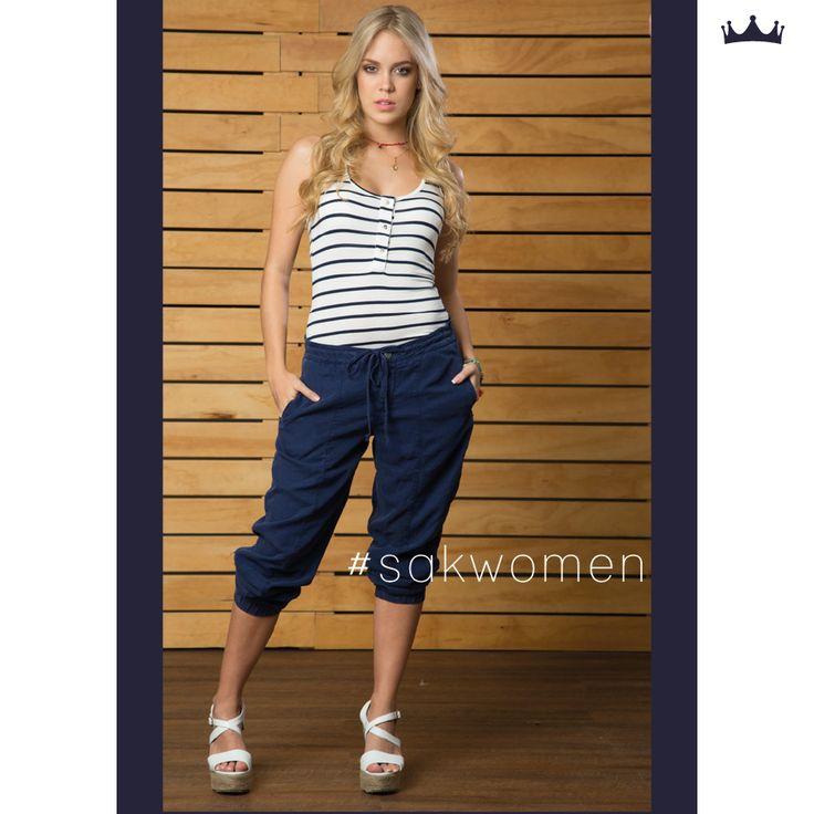 Saca a relucir el estampado de rayas marineras, blanco y azul marino, para disfrutar del sol con mucho estilo! #sakdenim #bluestripes #sakwoman #ilovesak #newarrivals #nuevacoleccion #denim #denimfordays #outfit #mujer #summer #shop #fashion #dailyfashion #casuallook #inspiration #blue #ropa #style #cloting #womanswear #womanstyle #lovefashion #clothingbrand #moda #woman #sailor #girl #marine