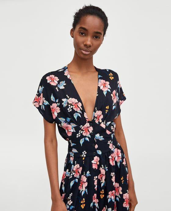 67ed337870b Floral Maxi Dress