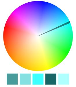 Teoria koloru – schematy kolorów - O designie i opakowaniach O designie i opakowaniach