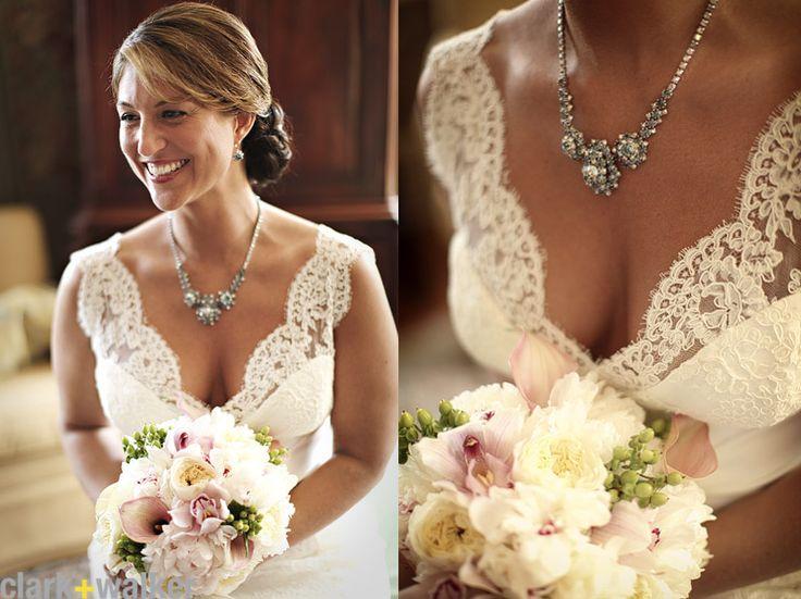 really love this neckline laceWedding Dressses, Lace Tops, Vintage Weddings, Vintage Lace, Necklaces With Dresses, Wedding Ideas, Vintage Wardrobe, The Dresses, Second Wedding