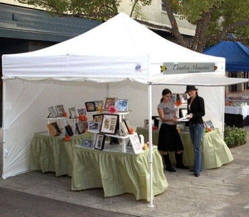 Outdoor Tents For Craft Shows