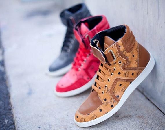 Michalsky x MCM Urban Nomad Sneaker