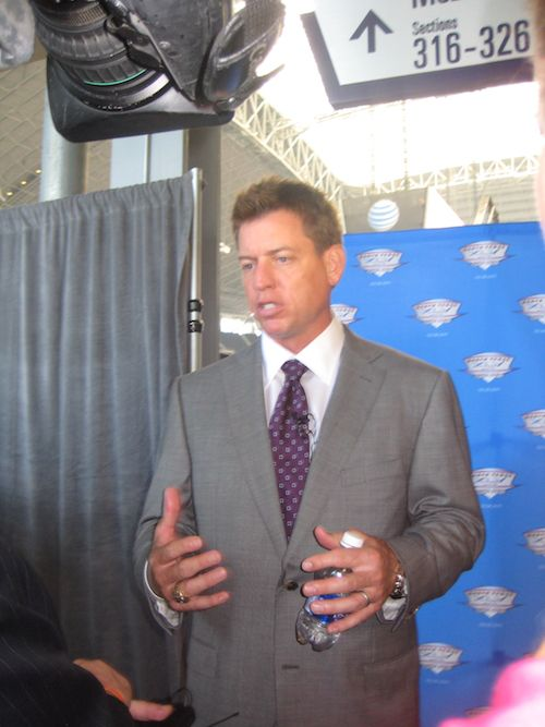 Image result for troy aikman 2016