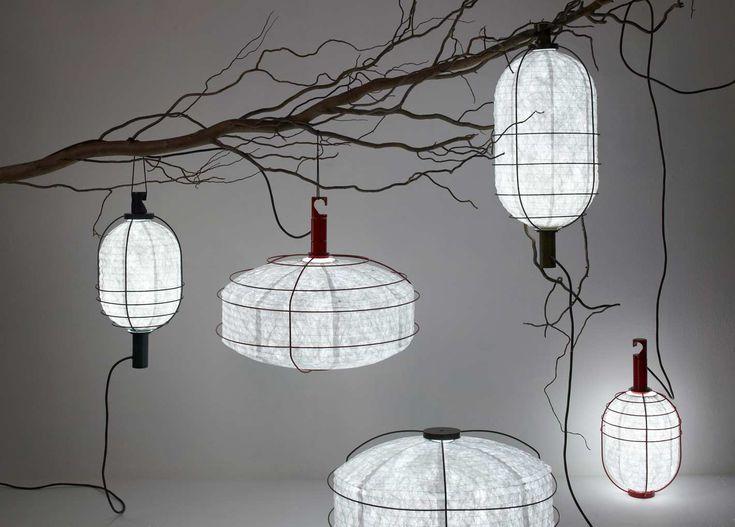 lampes papier