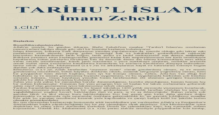 748 Tarihu L Islam Imam Zehebi Pdf Islam