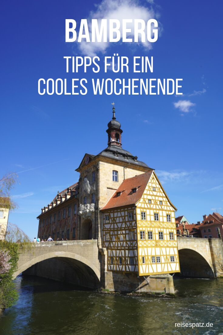 Bamberg attractions - City Guide for your stay