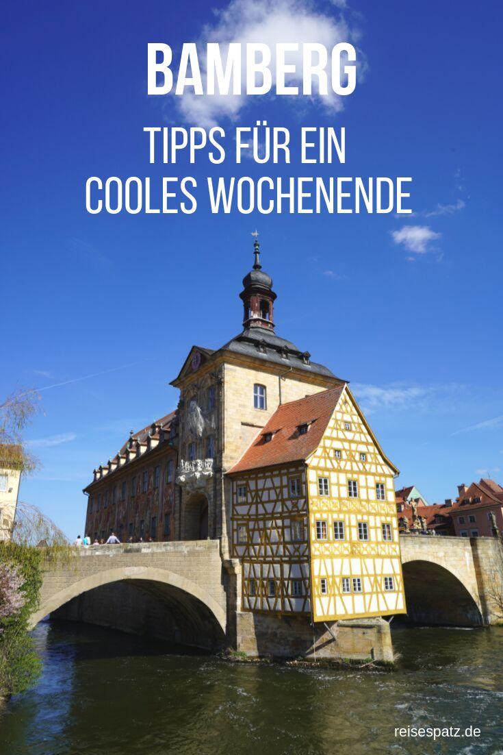 Bamberg Sehenswürdigkeiten – City Guide für deinen Aufenthalt