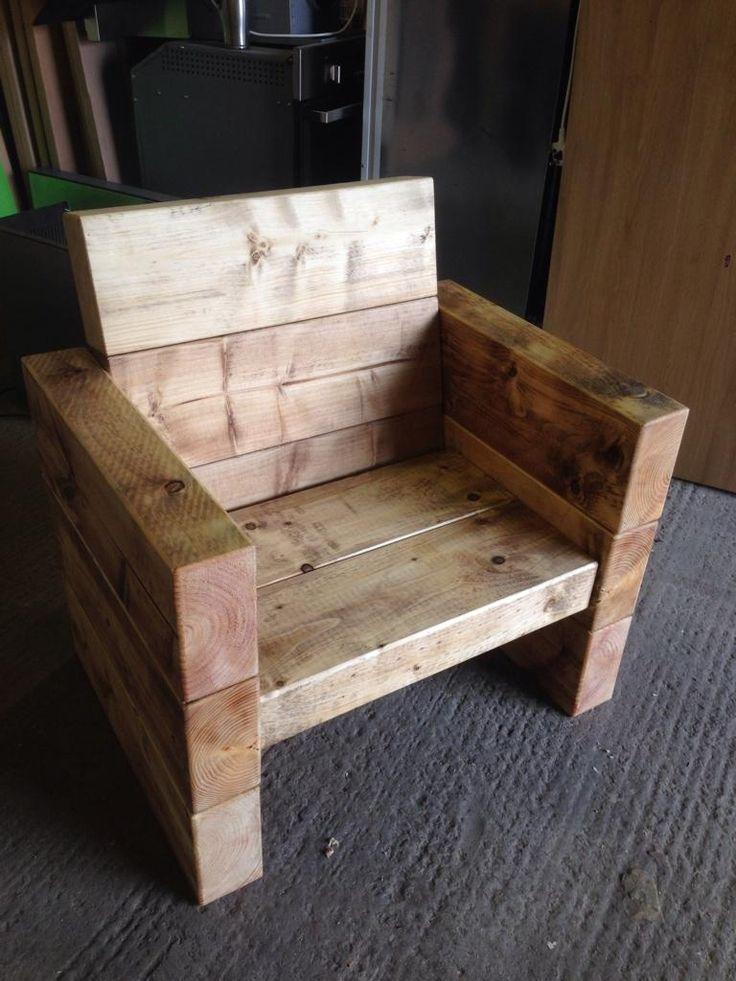 Creative Use Of Wood Sleepers To Make Lasting Garden