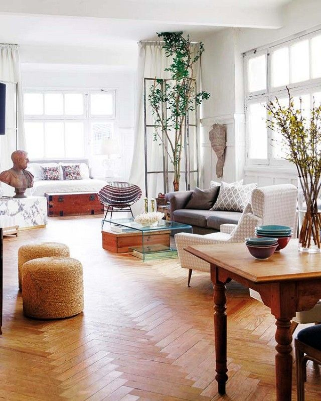 One Room Living The Studio Apartment: 25+ Best Ideas About Bohemian Studio On Pinterest