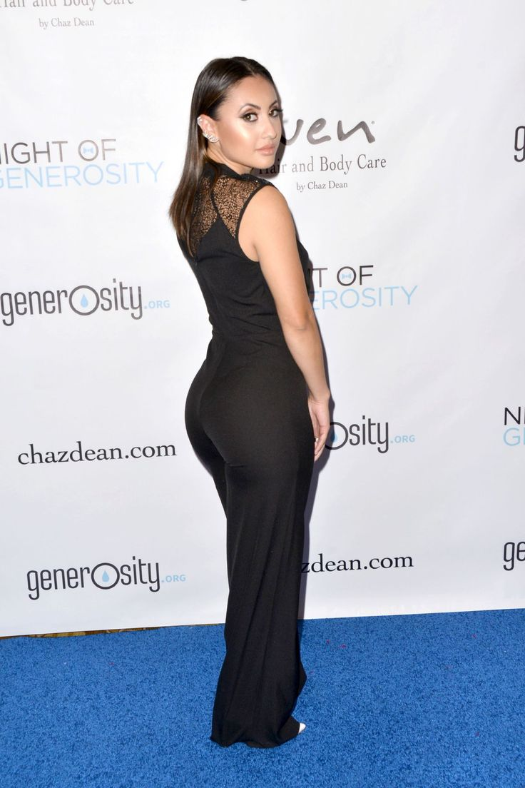 Francia Raisa 2015 | FRANCIA RAISA at 7th Annual Night of Generosity Gala in Beverly Hills ...