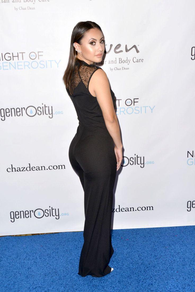 Francia Raisa 2015 | FRANCIA RAISA at 7th Annual Night of Generosity Gala in Beverly Hills ...
