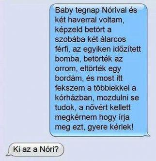 Ki az a Nóri?