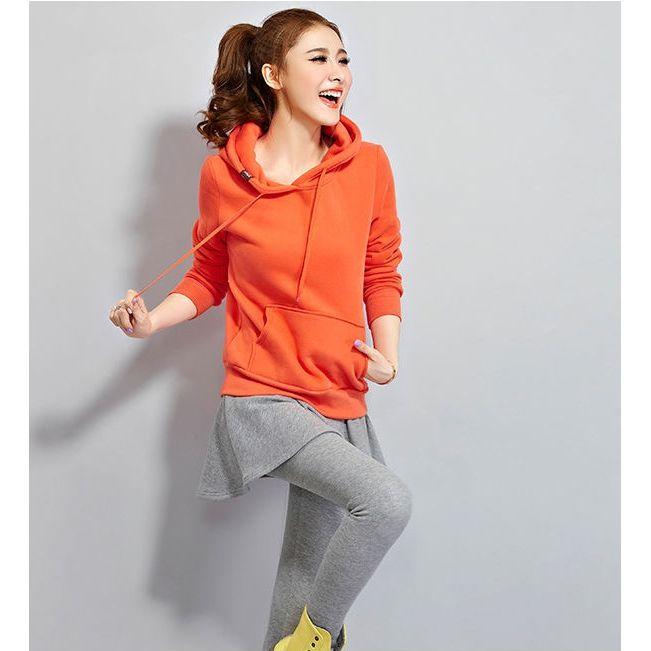 卸売少量汗スーツ女性カップルの恋人のスウェットシャツオレンジ仕入れ、問屋、メーカー・生産工場・卸売会社一覧
