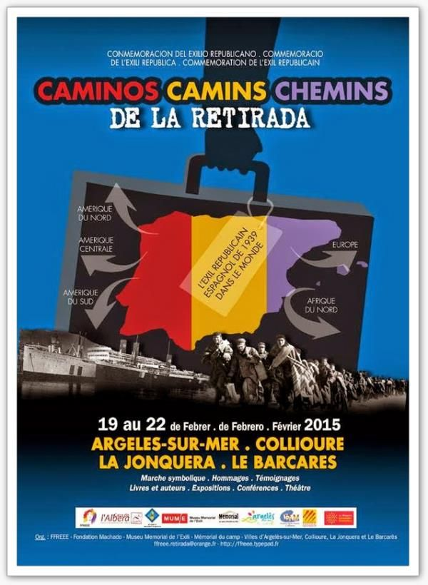 FFREEE 2015 : Fils et Filles de Républicains Espagnols et Enfants de l'Exode
