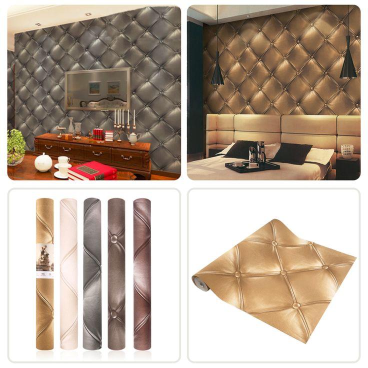 oltre 25 fantastiche idee su decorazione della parete 3d su ... - Bella Decorazione Della Parete Da Pranzo Moderno