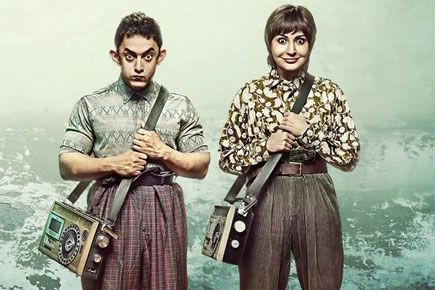 The 'pk' script lacks the laugh out loud and memorable moments that Rajkumar Hirani's earlier films had, but nevertheless there is a healthy dose of subtle humour which keeps you chuckling once in a while. #MoviewReviews