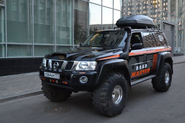 2007 Nissan Patrol