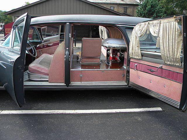 1958 Cadillac Eureka Combination Hearse Ambulance by That Hartford Guy, via Flickr