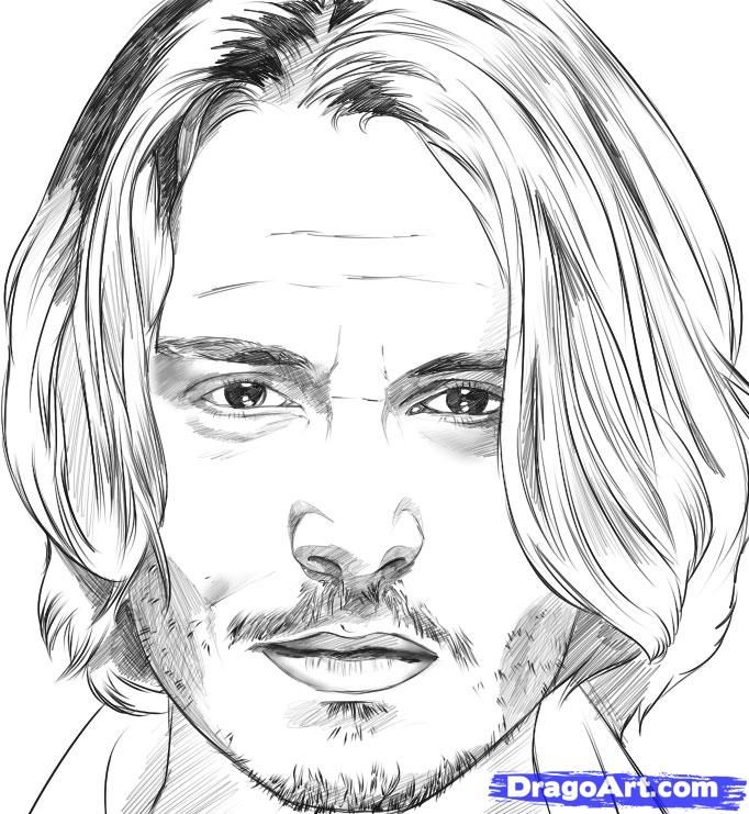 19 Best Faces Sketched Images On Pinterest Faces Face