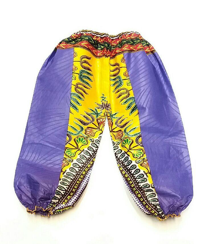 Pantalon africain bébé mixte «Baba»