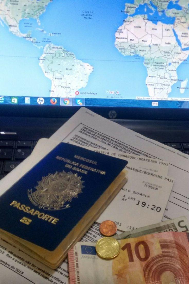Confira a documentação necessária para uma viagem à Europa, inclusive com crianças!