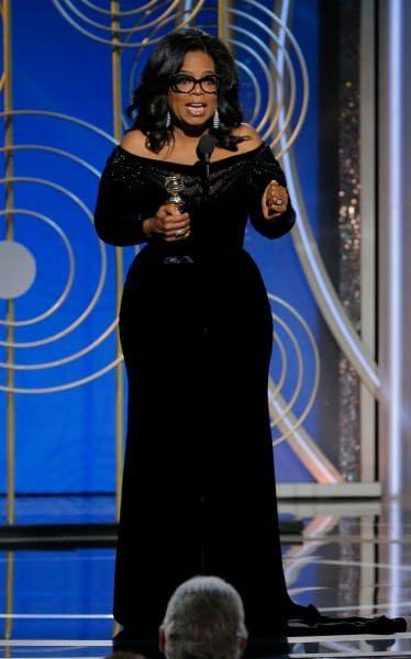 480cc6abb06 Oprah Winfrey 2020  Golden Globes Speech Prompts Presidential Run Demands!