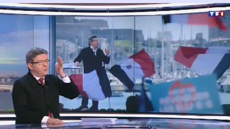 Quand Mélenchon se voit devenir le Premier ministre de Macron