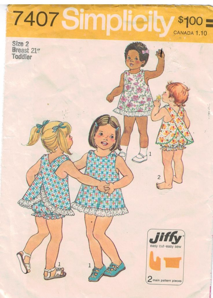The vintage Summer dress and bloomers--One of the best clothes every thought of for a young child.  We used to have many of these in all types of fabrics.  I remember wearing them to family get togethers and picnics.  What sweet memories.