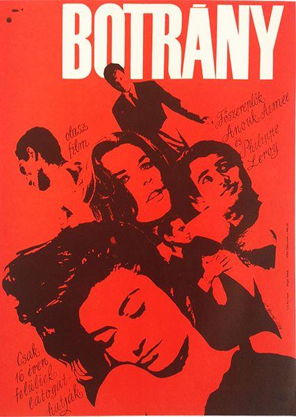 The Scandal (Máté András, 1967)