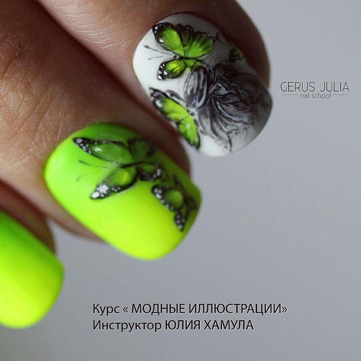 Mejores 1190 imágenes de Animal nails en Pinterest | Insectos ...