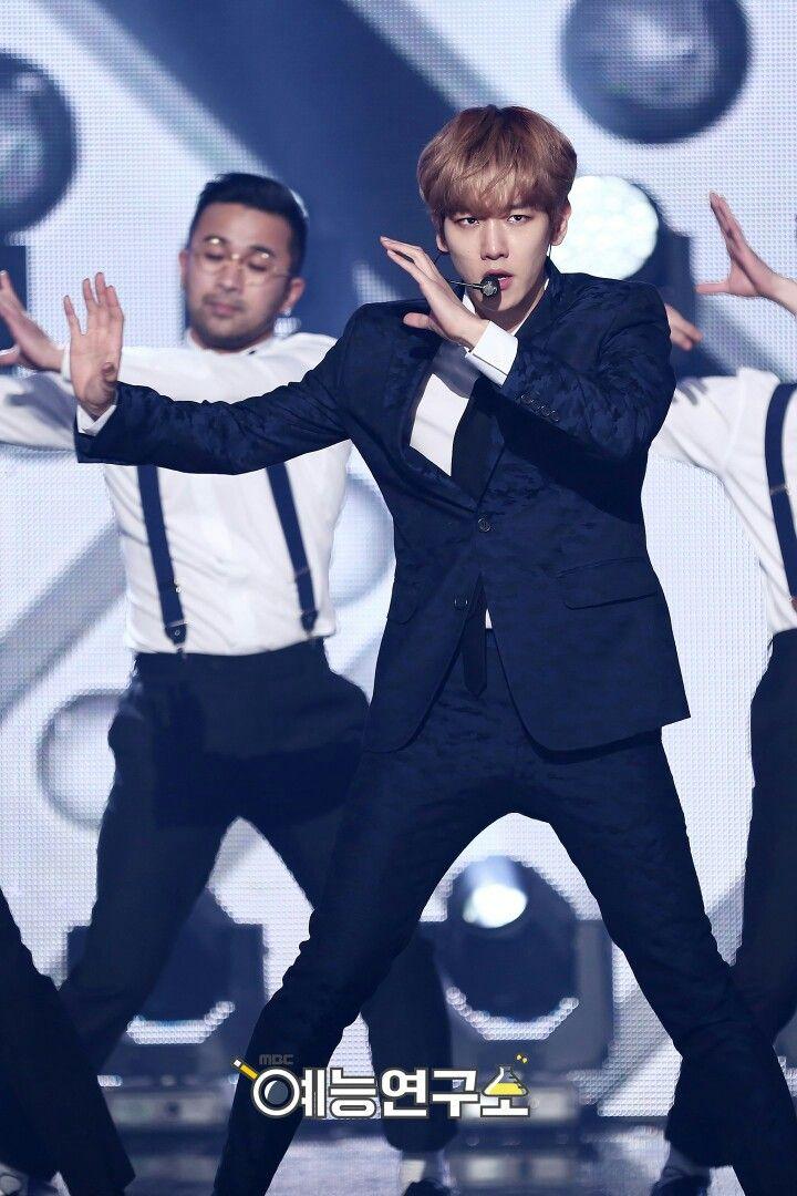 BaekHyun from Exo-k