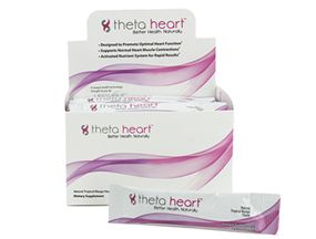 Theta Nutrition - Results Within Minutes - LifeWave, Inc  Theta Heart®  Support for Your Most Important Organ  Designed to promote optimal heart function* Supports normal heart muscle contractions* Contributes to the protection of cells against oxidative stress* Supports macronutrient metabolism* Creates a synergistic blend of sustenance for the heart on a cellular level* No artificial sweeteners, colors or preservatives Comes in a natural tropical citrus flavor
