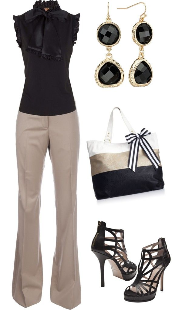 """Untitled #91"" by jliz516 on Polyvore I might kill myself in the shoes, but I like it!"