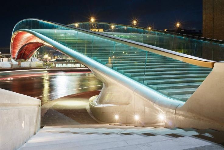 Quatro Ponte [Calatrava, Venice]