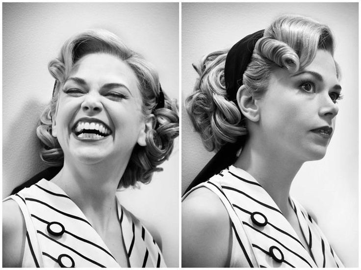 Sutton Foster- anything goes I love anything goes! I know all of the songs pretty much by heart!