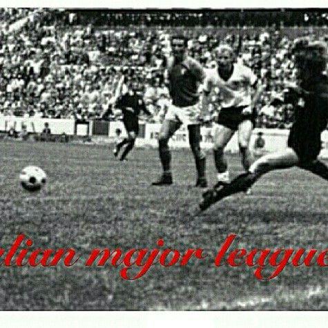 Italia vs. Germania  World Championship Messico 1970