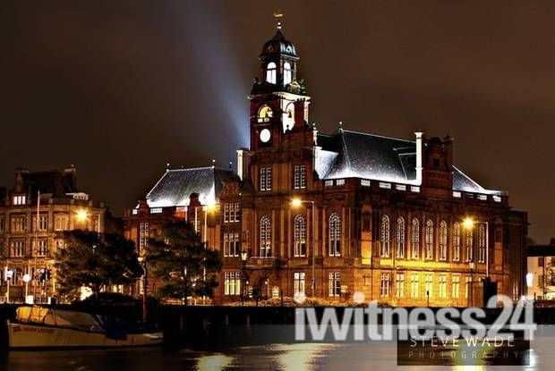 town hall great yarmouth