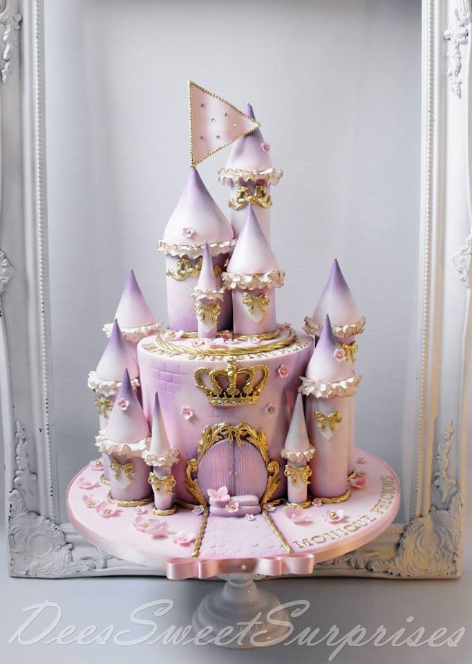 торт замок фото система вряд