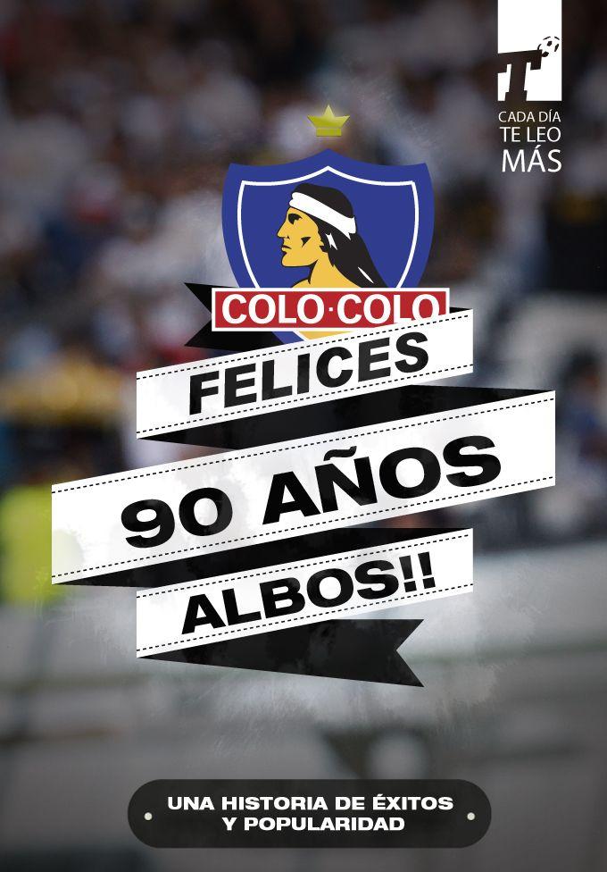 Colo-Colo pudo haber tenido una negra semana, pero las glorias de nueve décadas no se borran así nomás. ¡Salud Cacique!  www.titular.cl