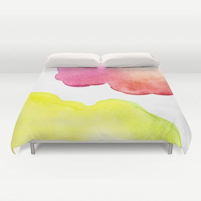 Duvet covers by Amee Cherie Available here: http://society6.com/ameecheriepiek/watercolor-3bn#1=45