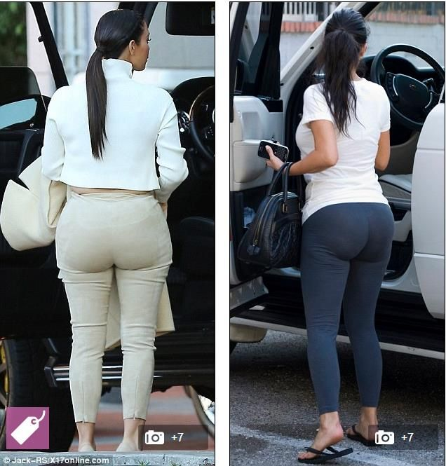 Kim Kardashian Plastic Surgery (OK EVERYONE LISTEN UP... those crazy proportions are in part due to excessive lipo on her legs and thighs, and telling the doc not to touch her million dollar ass. Well this is the results, crazy and fake, fake, fake. Believe me if she had thick legs, thighs and hips to go with that butt we wouldn't have any trouble believing that ass)