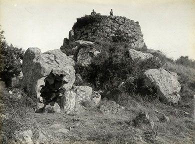 Peter Paul Mackey, Nuraghe Ugolio, Nuoro, 1898-1900