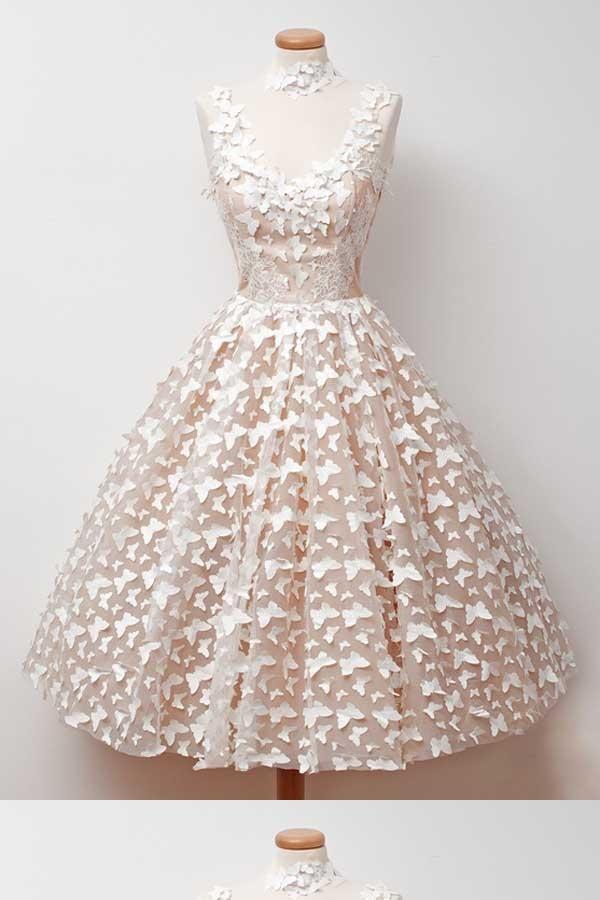 7477a7b4f97 Discount Beautiful Sleeveless Homecoming Dress