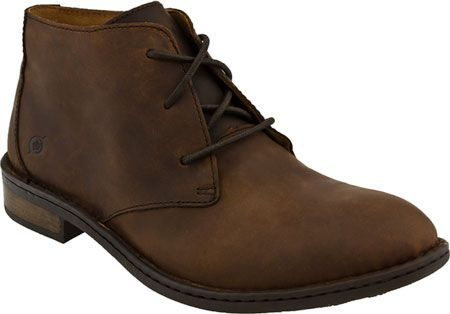 Buy the Born Twain men's boots on sale at PlanetShoes.com. Order Born online with free shipping & free returns! Click or call 1-888-818-7463. (Brown)