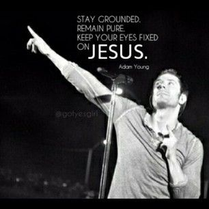 Image result for owl city adam young christian quotes