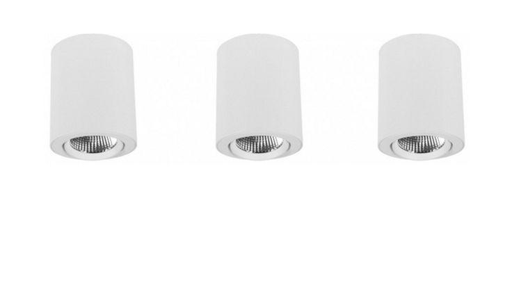 """""""Button"""" är en ny takcylinder i vitt, svart eller silver från LTS, Ø140 mm. Den ger mycket men avskärmat ljus genom patenterad reflektoroptik PRI-plus, speciellt utvecklad för den bästa LED-tekniken. Med effektivt ljus, lågt bländtal och mycket lång livslängd ersätter den metallhalogen 35W HIT eller lågvoltshalogen 100W. """"Button"""" är en … Läs mer"""